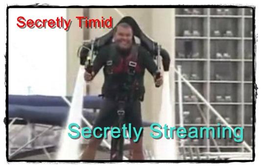 Secretly Streaming