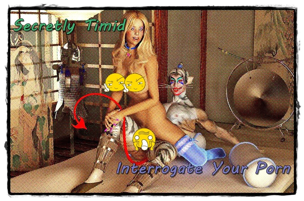 Interrogate your porn