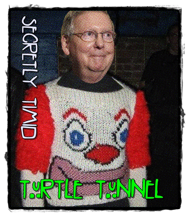 Mitch McConnell :: Republican Clown Sweater