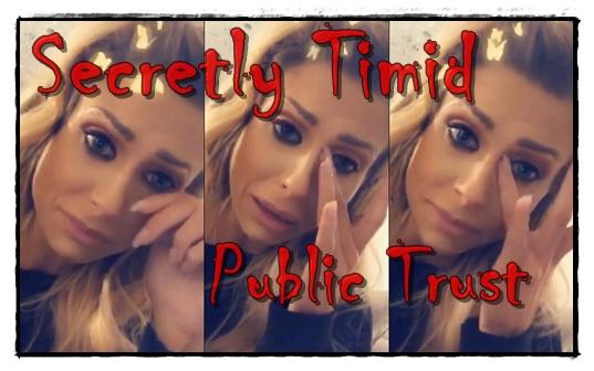 Secretly Timid